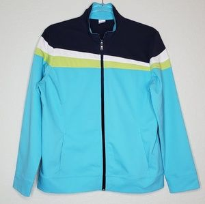 NWT MADE FOR LIFE Zip Up Athletic Jacket